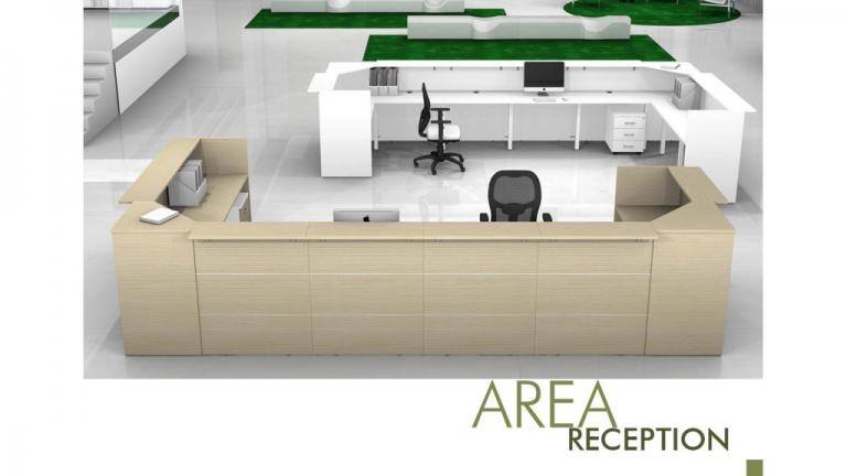Mobili per ufficio viterbo fumu for Mobili ufficio reception